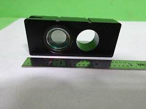 For Parts Microscope Leitz Germany Polarizer Pol 553454 Optics As Is Bin y3 82