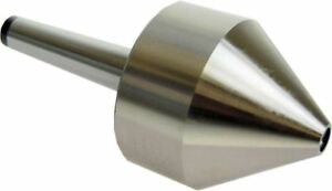 Revolving Live Center Bull Nose Mt3 Morse Taper 3 Capacity 1 2 2 1 2