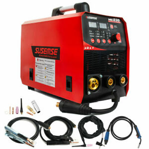 220v Mig Tig Mma arc Welding Machine 200amp Igbt Inverter Multi process Welder