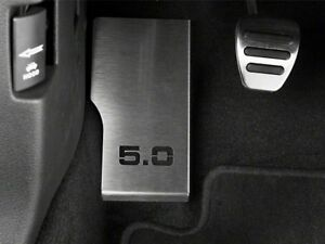 2005 2014 Mustang 5 0 Dead Pedal Cover