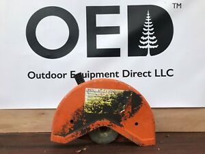 Stihl Oem Ts400 Concrete Saw Blade Cover Part 4223 700 8110 Ships Fast