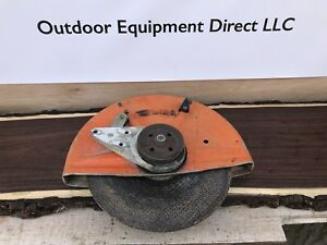 Stihl Oem Ts400 Concrete Saw Blade Cover Part Ships Fast