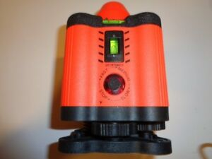 Cst Lasermark Wizard Laser Level Used Low Hours