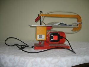 Hegner Unimax Universal Precision Saw With Extra Blades