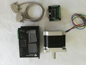 Stepper Motor 1axis Nema 42 42hs9460 1770 Oz in Stepper Driver Dm2522a Cnc