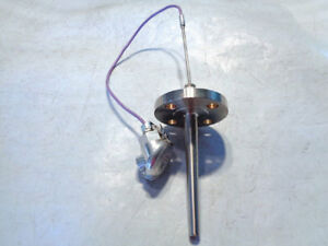 Bbp Flanged 1 5 300 Thermowell Connection Head