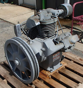 Ingersoll Rand 3000e25 S 30t787596 Air Compressor Used Take Out