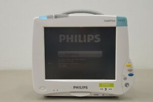 Philips Intellivue Mp50 Touch Screen Patient Monitor 15858