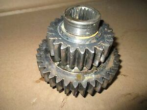 Ford 7700 Tractor Pto Drive Gears Dual Pto 540 1000 Rpm D8nn745aa