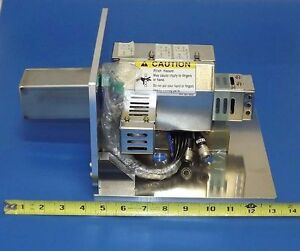 New Hitachi X y Objective Lens Motor Stage Scanning Electron Microscope 1l47120