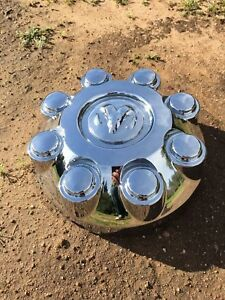 Dodge Center Cap Hubcap Ram Truck 1500 2500 3500 Chrome 2003 2011 2012 2013