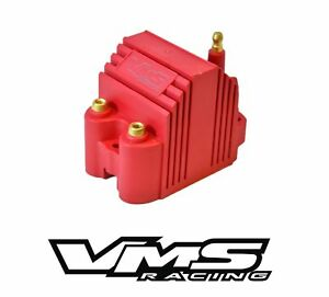 Vms Racing High Voltage Spark Performance Blaster Ignition Coil For Mitsubishi
