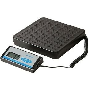 Brecknell Ps150 Digital Bench Parcel Shipping Scale 150lb Capacity Brand New
