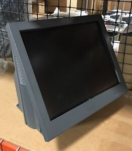 Ibm 4852 e66 Touch Pos 15 Terminal 2gb Ram 160gb Hd