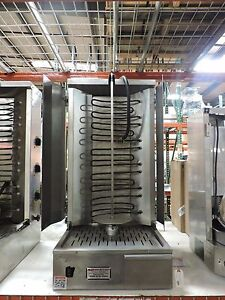 Equipex Gre80 Commercial Electric Vertical Broiler Gyros Grill