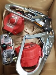 New Miller Twin Turbo Fall Protection System Mflb 4 6ft