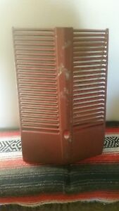 International Farmall John Deere Tractor Front Grill