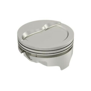 Icon Ic734 060 Forged Chevy 383 Dished Pistons 6 0 Rod 060