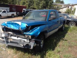 Transmission Assy Dodge Pickup 1500 98 99