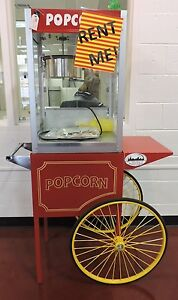 Paragon Tf 8 Thrifty Pop 8 Oz Commercial Popcorn Machine