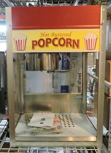 Paragon Tp 8 Theater Pop 8 Oz Commercial Popcorn Machine