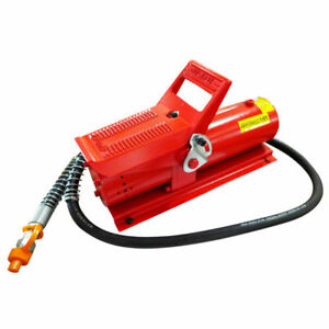 10 Ton Porta Power Hydraulic manual Foot Pump Control Lift Replacement 170psi