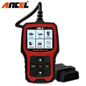 Original Car Diagnostic Tool Obd2 Automotive Scanner Ad410 Obd 2 Eobd Elm327