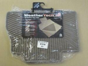 Weathertech W70tn All Weather Floor Mats 2nd Row For 2008 11 Chevy Silverado