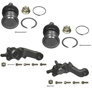 Front Upper Lower Ball Joints For Toyota Tacoma 4wd 1995 2004