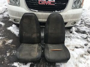 Camaro Chevy Mopar Ford Mustang Bucket Seats Set Seat 1960s 1970s Hot Rod Car