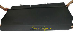 For Toyota Land Cruiser Lc200 2012 2016 Black Rear Trunk Shade Cargo Cover