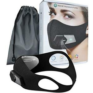 Fresh Air Supply Smart Electric Mask Air Purifying Mask Anti Pollution Mask N95