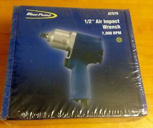 Blue Point 1 2 Air Impact Wrench At570