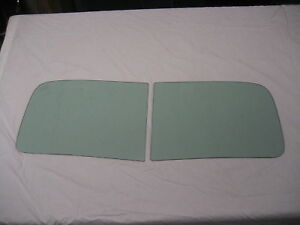 1946 1947 1948 1949 1950 Packard 2pc Windshield Tinted New Vintage Auto Glass