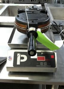 Used Carbon s Golden Malted Ip Cone Waffle Cone Maker