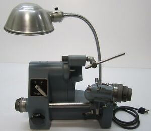 Franz Kuhlmann Germany Precision Valve Cutter Grinder Machine Tool Model Su2