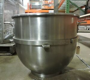 Hobart 60 Qt Commercial Stainless Steel Mixer Bowl