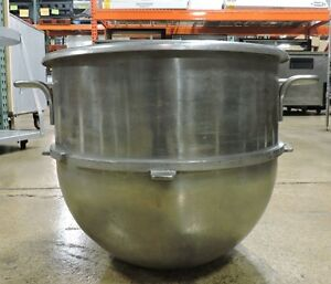 Hobart 40 Qt Commercial Stainless Steel Mixer Bowl