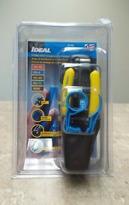 Ideal Compression Connector Installation Communications Tool Kit 33 793 E3069