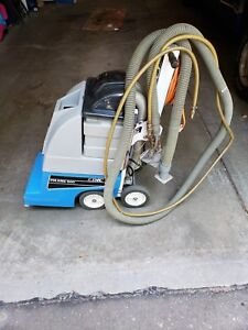 Edic Polaris 500ps Commercial Carpet Cleaning Extractor Machine Self contained