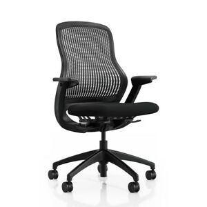 Knoll Regeneration Executive Office Chair With Ergonomic Precision Articulation