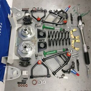 1964 1970 Ford Mustang Ii Cougar Manual Complete Front End Suspension Ifs Hub