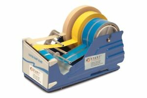 Start International Sl7346 Multi Roll Tape Dispenser With Baked Enamel Finish X
