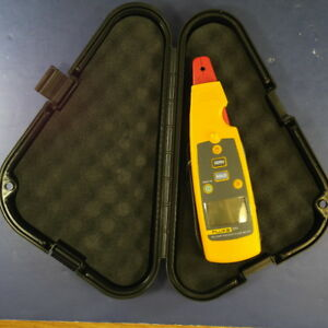 New Fluke 771 Milliamp Process Clamp Meter Hard Case See Details