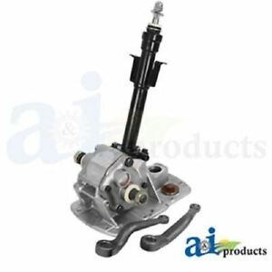 1673663m1 Massey Ferguson Parts Complete Steering Box Models 135 35