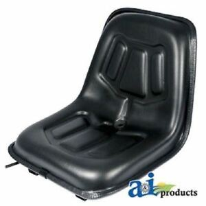 Lgs100bl Allis Chalmers Garden Tractor Seat Fits Many Models