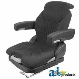 Msg65grc Ford Grammer Seat Assembly Charcoal Matrix Cloth