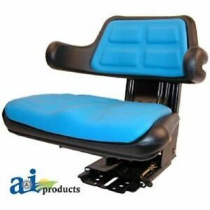 W223bu Ford Nh Heavy Duty Full Suspension Seat Assembly With Metal Frame