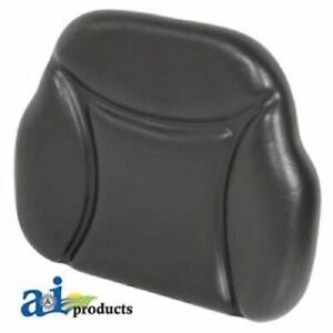 Bb109bl Universal Big Boy Seat Replacement Back Cushion For Tractors Black