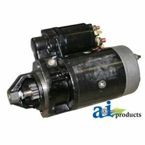 Sba185086350 Ford Compact Tractor Starter For Models 1910 2110